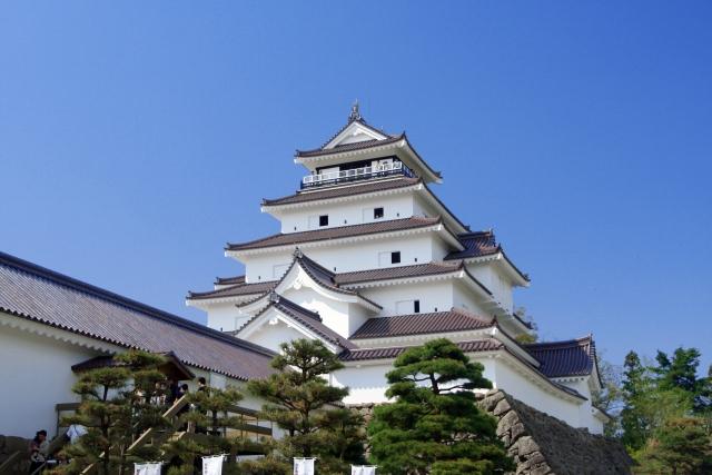 鶴ヶ城(若松城)の歴史を簡単にわかりやすく!アクセス情報も!